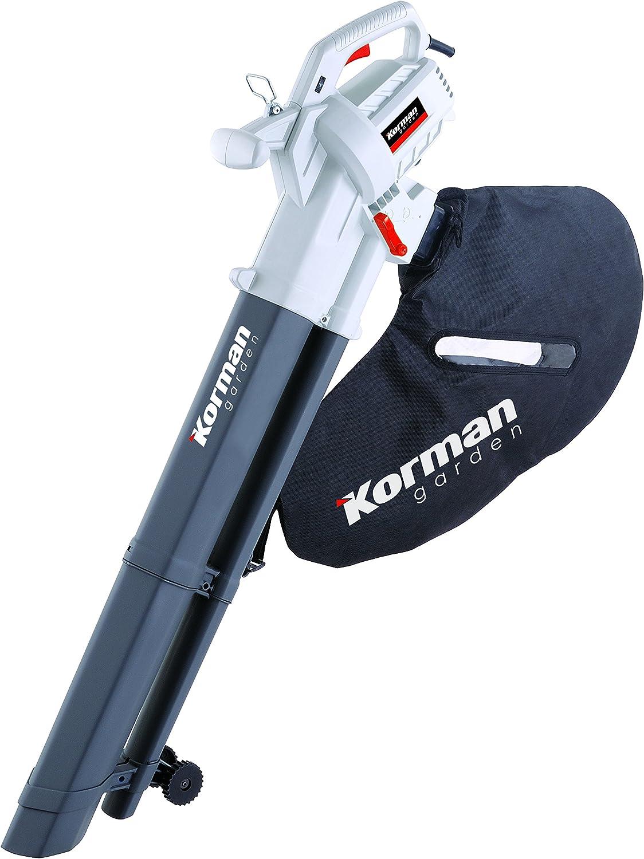 Korman 600400 Aspirador soplador (2400 W), Blanco y gris: Amazon ...