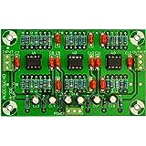 Electronics-Salon A-300 Stereo Phono RIAA Preamplifier Preamp Module (For MC Pickup)