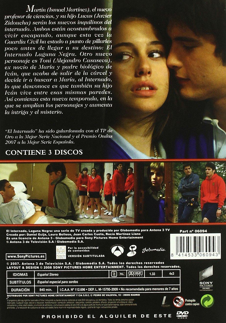 El Internado (4ª Temporada) [DVD]: Amazon.es: Amparo Baro ...