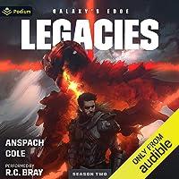 Legacies: Galaxy's Edge Season 2, Book 1