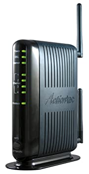 Actiontec ADSL Modem Router Combo