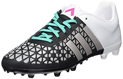 best deals on bf34e ce5b2 adidas Performance Boys Kids ACE 15.3 FGAG J Football Boots - 4.5