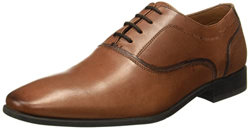 594fd53e9fc Hush Puppies Men s Fred Oxford Leather Formal Shoes  Buy Online at ...