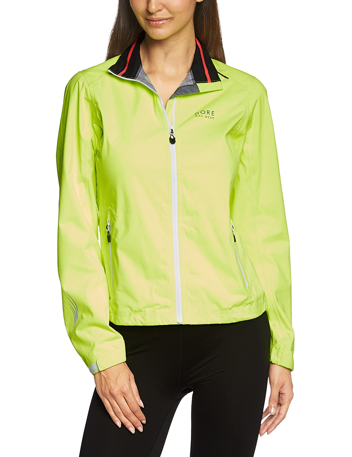 Gore Bike Wear Element Lady Gore-Tex Active - Chaqueta para mujer, color negro