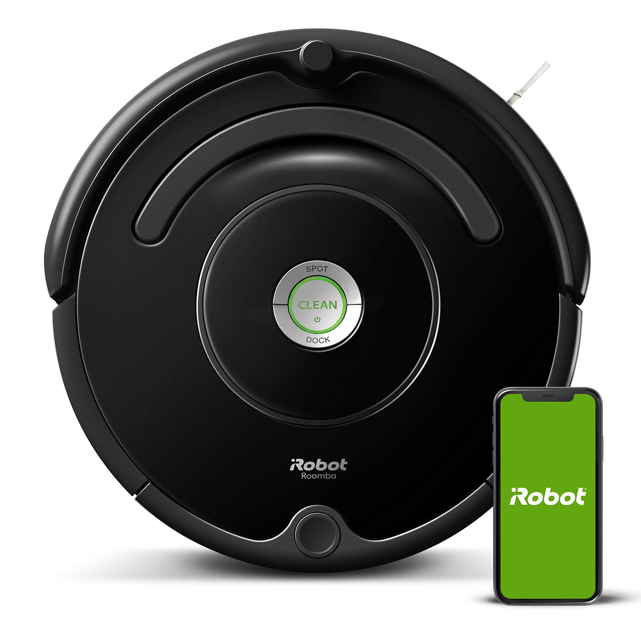 iRobot Roomba 675 Wi-Fi Robot Vacuum for $249 (reg. $279.99)