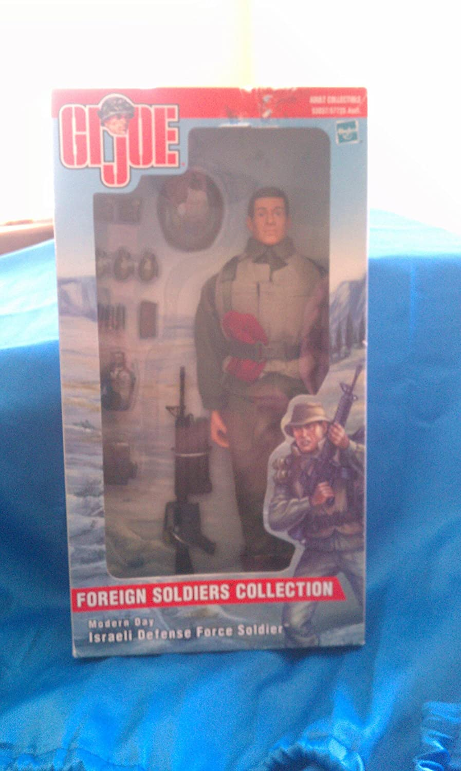 GI Joe Foreign Soldiers Collection Israeli Defense Force Soldier