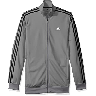 adidas Men's Essential Track Jacket (Extended Sizes)