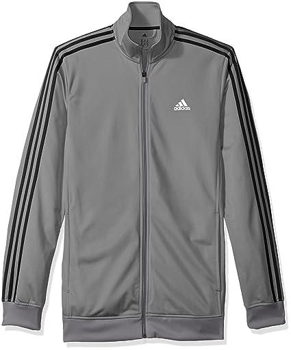 033fa4f1ea01 Amazon.com  adidas Men s Essential Track Jacket (Extended Sizes ...