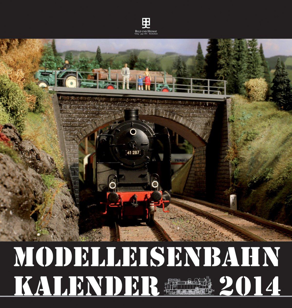 Modelleisenbahnen 2014