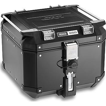 Top Case Trekker 42 L Noir Alu - Noir gl7pw1KF