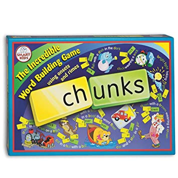 Amazon.com: Didax Educational Resources Chunk Stacker Word ...