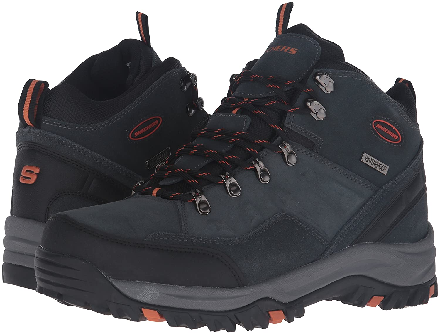 73e38d18ab3 Skechers Men's Relment Pelmo Chukka Boot: Amazon.co.uk: Shoes & Bags