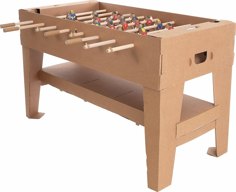 キックパック (Kickpack) カルトーニ2.0 ダンボール製組み立てテーブルサッカー (Kartoni2.0) [正規輸入品] B00TU2W3O0