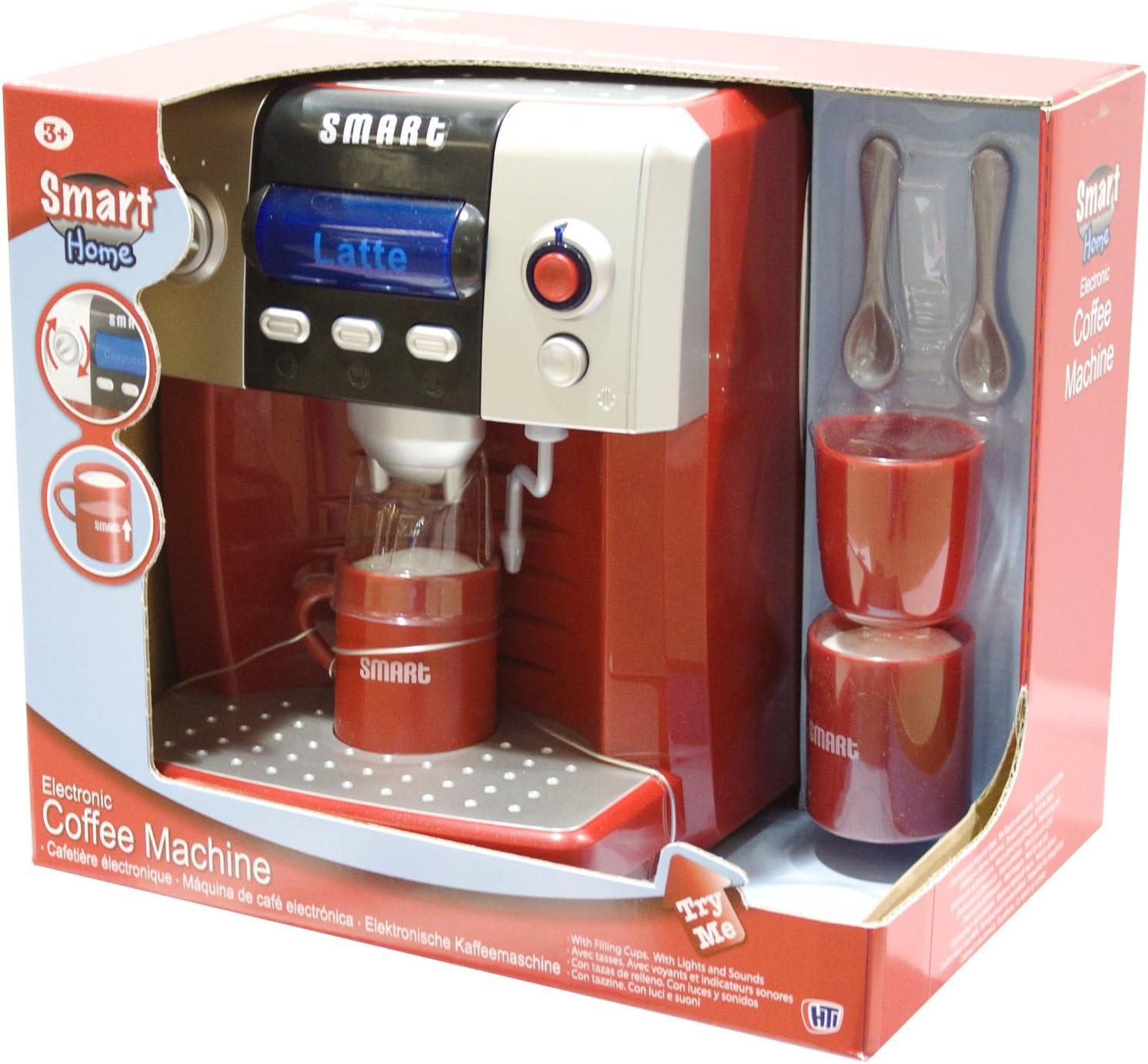 Smart - Cafetera de Juguete (HTI VHTI_1680165): Amazon.es ...