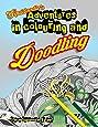 Squidoodle's Adventures in Coloring and Doodling