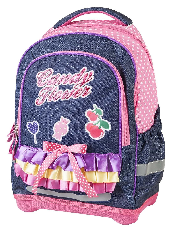 Target Mochila Escolar, BLU Jeans Scuro 17916: Amazon.es: Equipaje