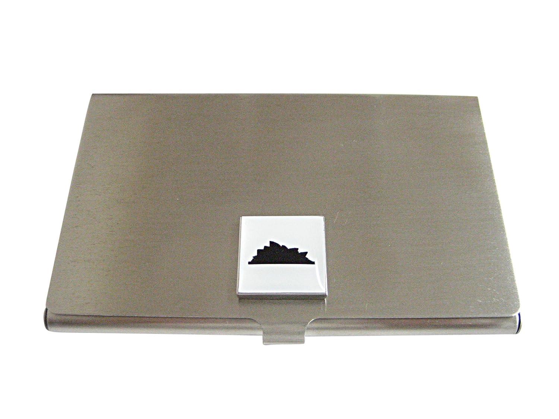 正方形シドニーオーストラリア象徴的なオペラハウスビジネスカードホルダー   B01JFQ9U1O