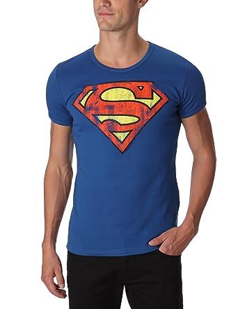 9abcade0c Logoshirt Camiseta Superman  Amazon.es  Ropa y accesorios