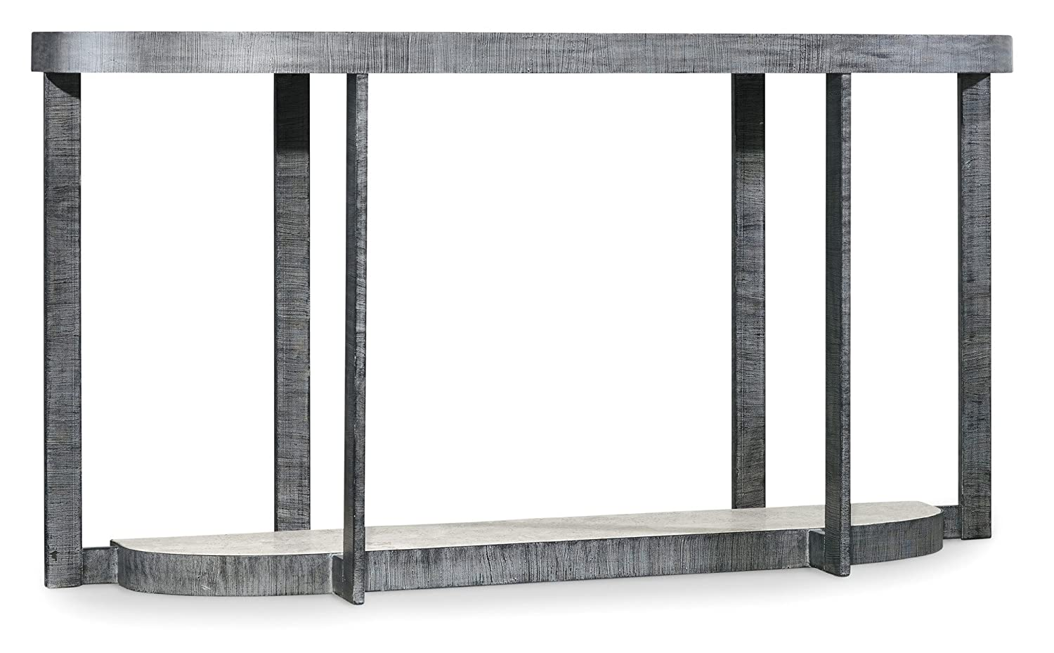 Amazon.com: Hooker Furniture Mill Valley Demilune Console Table ...