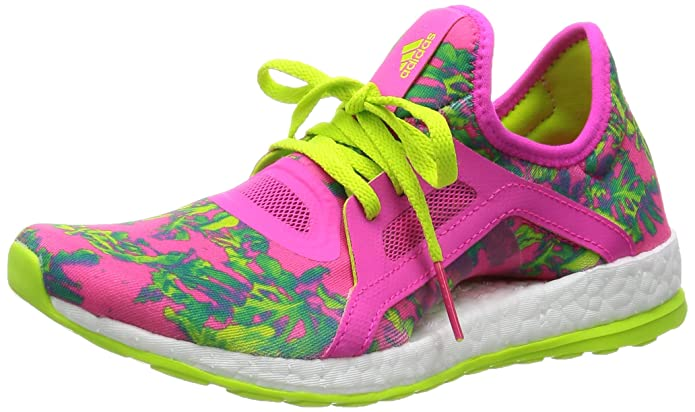 05061dce0 adidas Women s s Pureboost X Running Shoes Purple  Amazon.co.uk  Shoes    Bags