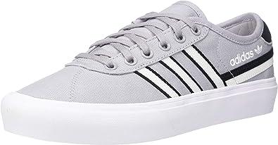 Fuerza motriz Regreso Sudamerica  Amazon.com | adidas Originals Unisex-Adult Delpala Sneaker | Fashion  Sneakers