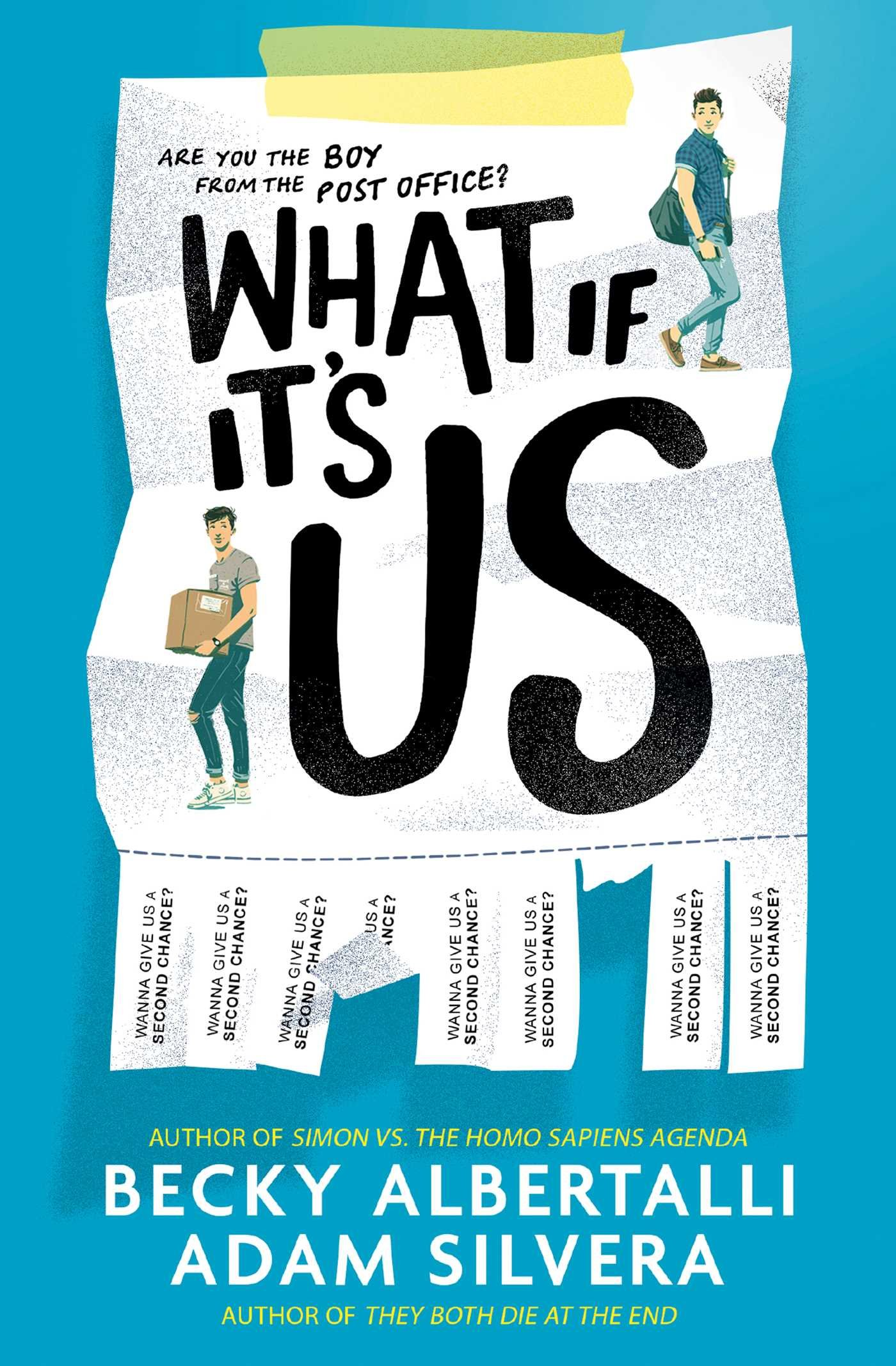 What If It's Us: Amazon.co.uk: Silvera, Adam, Albertalli, Becky ...