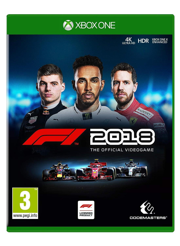 F1 2018 - Xbox One [Importación inglesa]: Amazon.es: Videojuegos