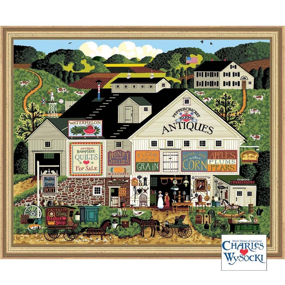 Palmer Paints Peppercreek Farm Paint By Number Kit