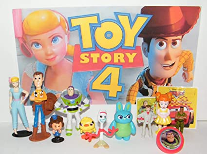 DISNEY PIXAR TOY STORY 4 MINI 2  INCH TALL FORKY FIGURE HARD TO FIND