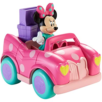 Fisher-Price Disney Minnie, Shopping Wheels Minnie: Toys & Games [5Bkhe0402714]
