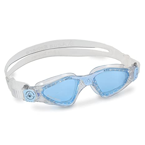3d8838bf55c Amazon.com : Aqua Sphere Kayenne Lady Goggles With Blue Lens ...
