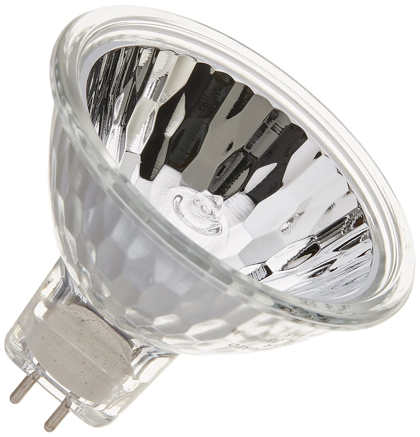 Ushio BC6244 1000009 20W Halogen Light Bulb MR16 Eurostar Reflekto BAB Flood Open Face 3 500 Life Hours 12V