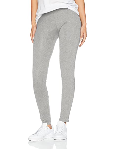 Tommy Hilfiger Legging, Leggings para Mujer, Gris (Grey Heather 004), 40