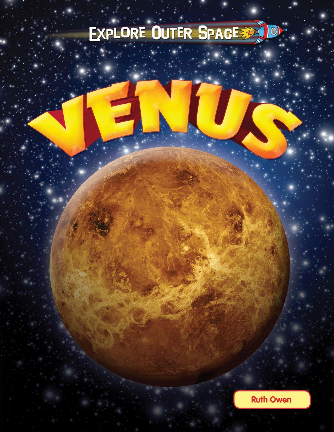 Read Online Venus (Explore Outer Space) pdf epub