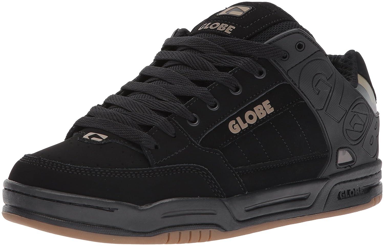 Globe Men's Tilt Skate Shoe 5.5 D(M) US|Black/Camo