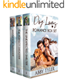 The Dog Lovers Romance Box Set: Three Small-Town Sweet Romances: The Unexpected Shelter, The Perfect Disaster, Mistletoe Summer (Applebottom Matchmaker Society)