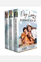 The Dog Lovers Romance Box Set: Three Small-Town Sweet Romances: The Unexpected Shelter, The Perfect Disaster, Mistletoe Summer (Applebottom Matchmaker Society) Kindle Edition