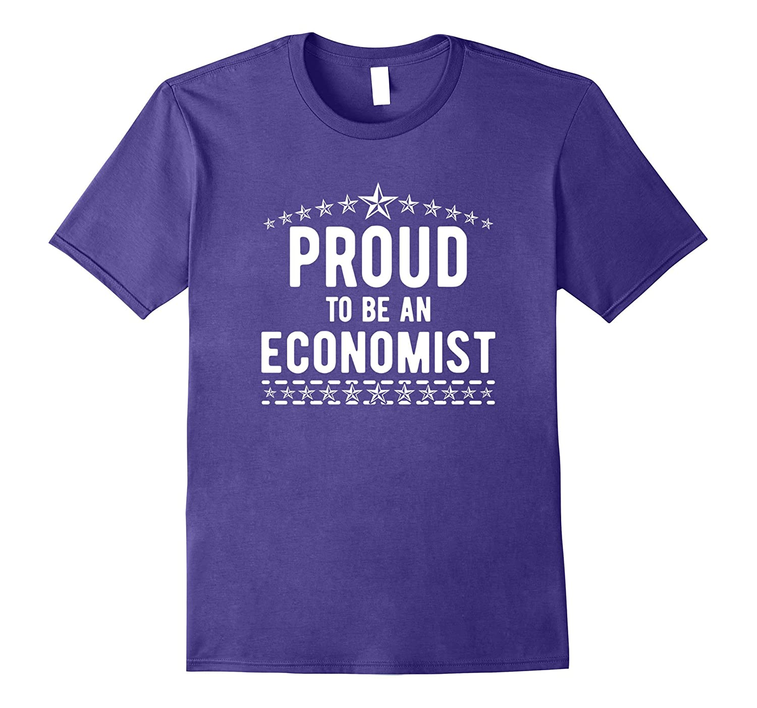 The Official Proud to Be an Economist T-Shirt-TJ