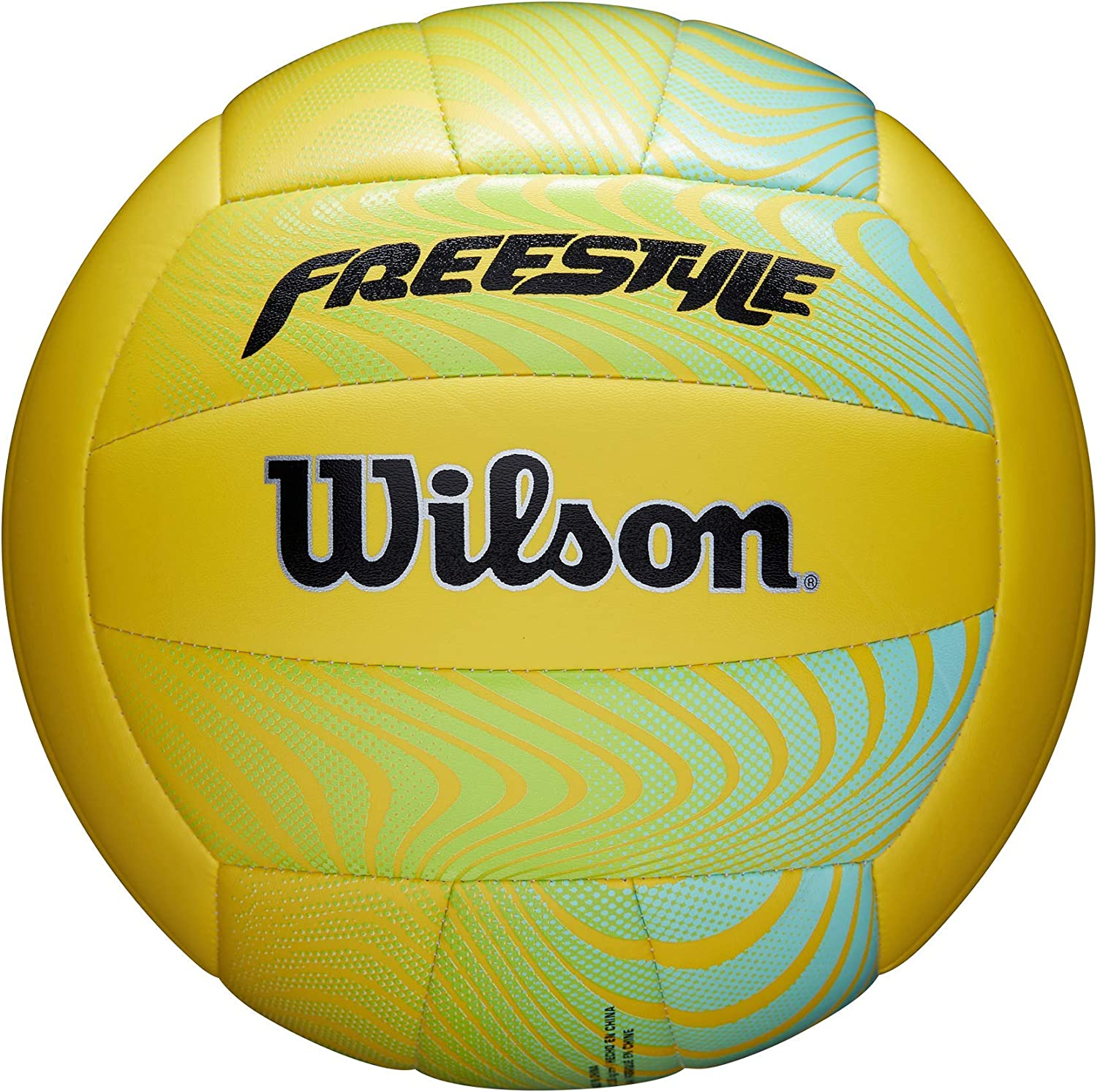 Amazon Com Wilson Freestyle Volleyball Sports Outdoors
