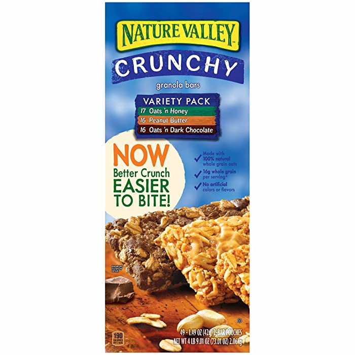 Top 10 Nature Valley 49 Variety Pack