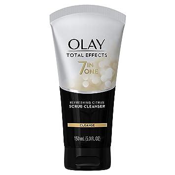 Olay Total Effects Refreshing Citrus Scrub, 6.5 fl oz (Pack of 3) Helena Rubinstein - Collagenist Re-Plump Lip Zoom - 15ml/0.49oz