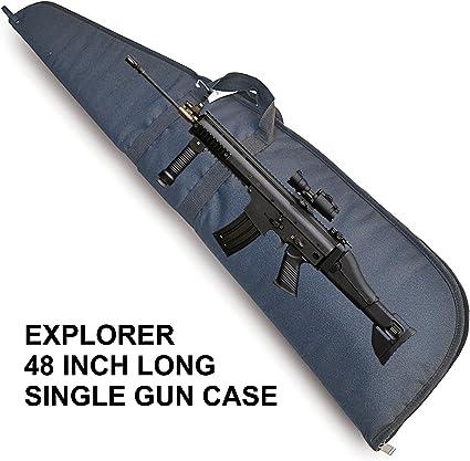 Explorer Rifle Caso TC48 Negro