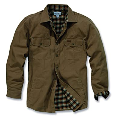 Marron Blouson Carhartt Homme Large Vêtements Xx qC8zwC