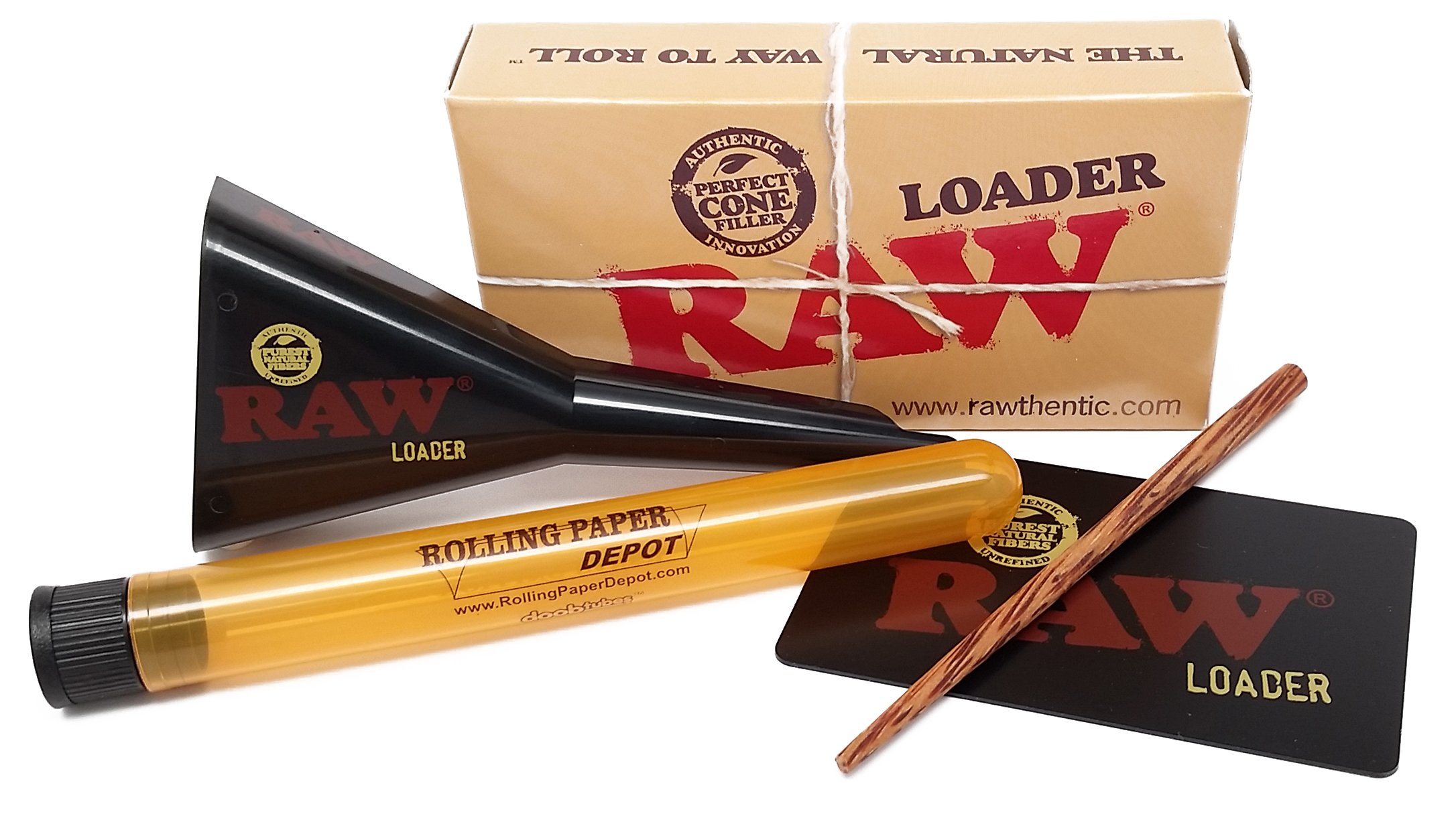 RAW Loader - RAW Cone Filler by Raw