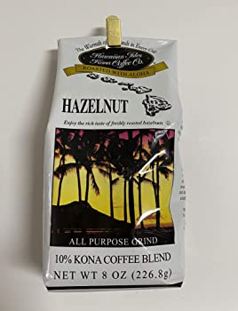Hawaiian Isles Medium Roast Hazelnut Coffee