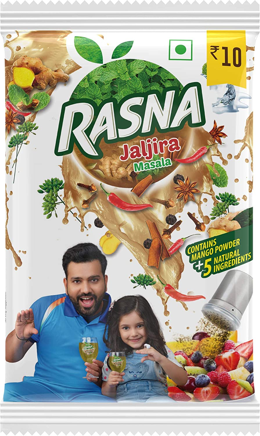 Rasna 25g Jaljira Masala (Pack of 18)