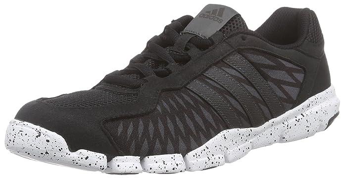 adidas Adipure 360 Control, Chaussures Femme - Multicolore - Noir/Argent/Gris, 41 1/3 EU
