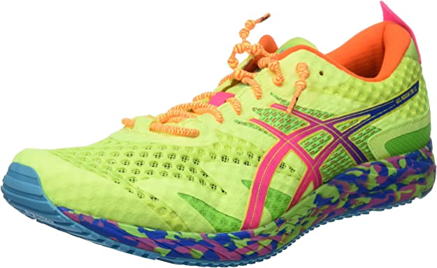 ASICS Gel-Noosa Tri 12 Road Running Shoe Herren Sneakers Gelb Multicolor
