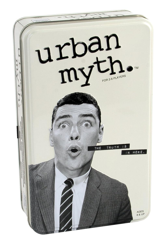 Paul Lamond 6265 'Urban Myth Tin Trivia Game Paul Lamond Games