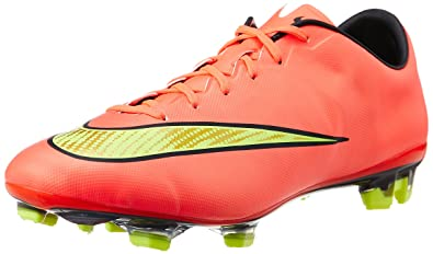 sports shoes 00dbf 9813d ... reduced nike mercurial veloce ii firm ground chaussures de football  homme rouge hyper punch a092d af901 ...
